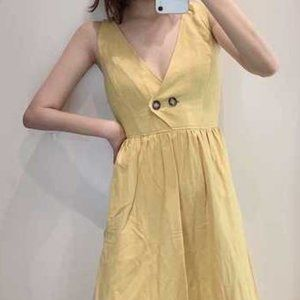 Zara Cross Strap Dress